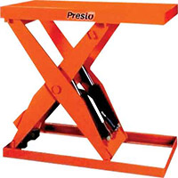 Lift Tables from Lift Equipment